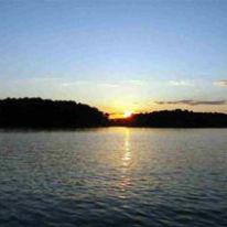 Tennessee's Cherokee Lake fishing.